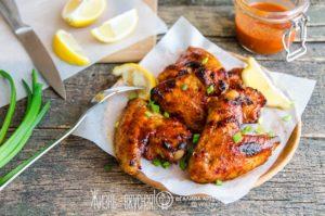 куриные крылышки в духовке рецепт
