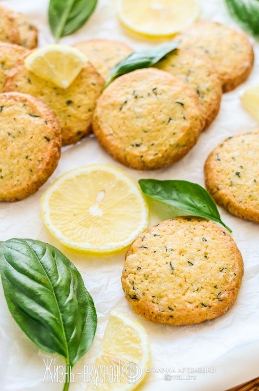 печенье сабле рецепт