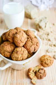 печенье с халвой рецепт
