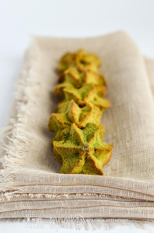 рецепт печенья с имбирем