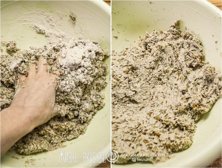 немецкий хлеб пумперникель