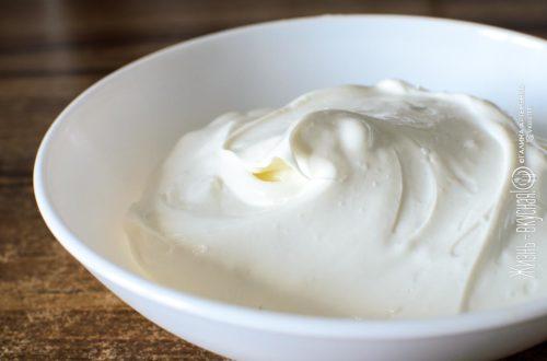 сыр из йогурта