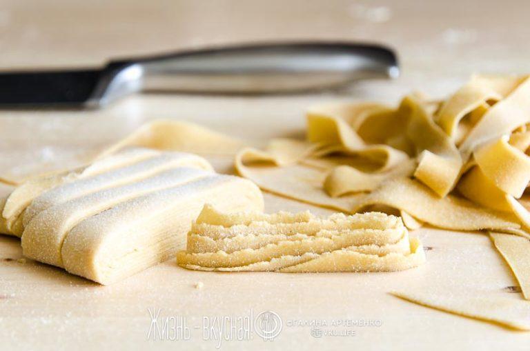 как приготовить пасту по итальянски дома