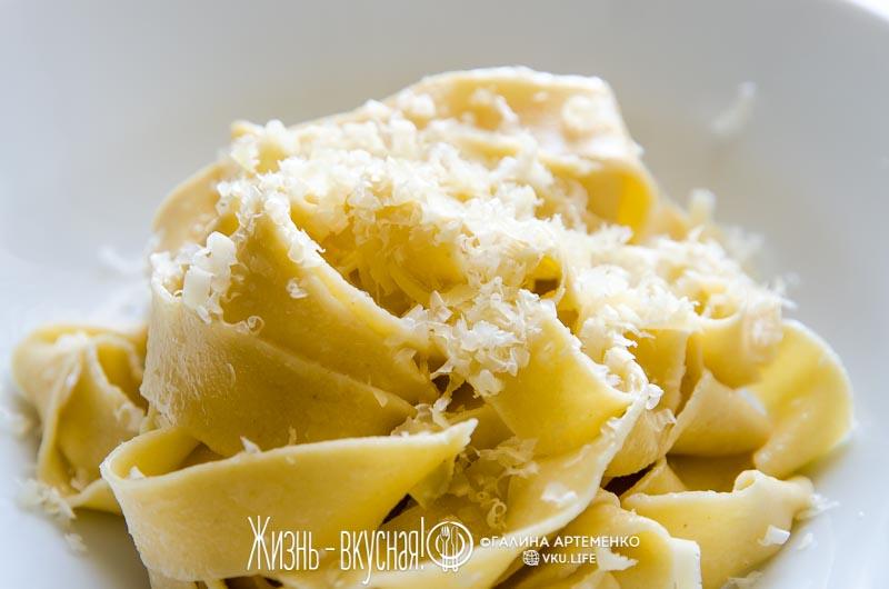 рецепт классической итальянской пасты