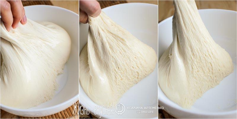 хлеб пшеничный молочный