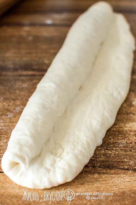 рецепт молочного хлеба в духовке