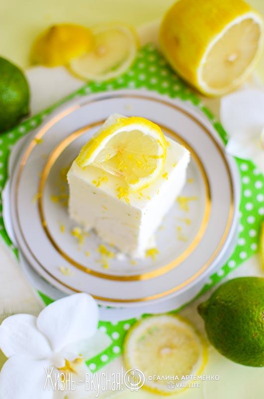 семифредо десерт