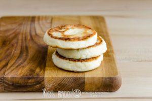 сырники без муки на сковороде