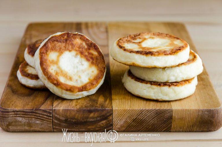 рецепт сырников из творога без муки