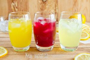 лимонад в домашних условиях рецепт
