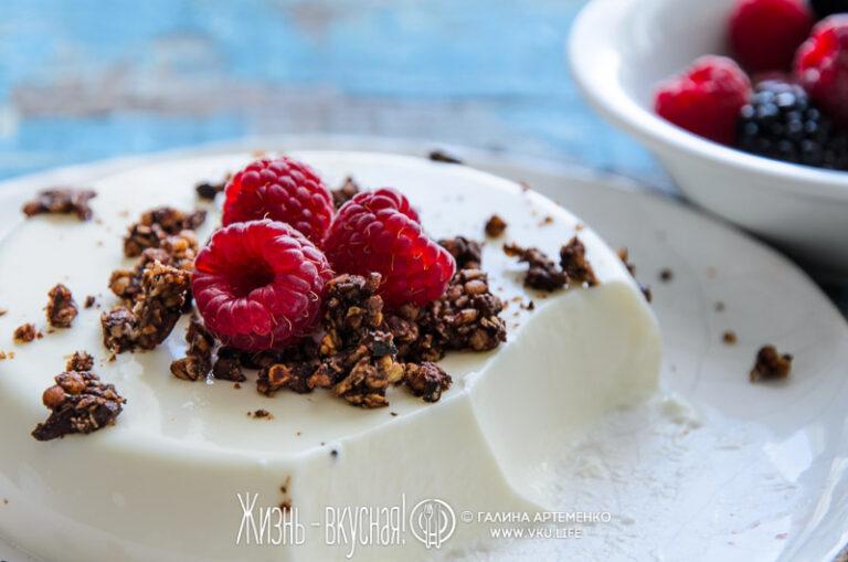 вкусный летний завтрак