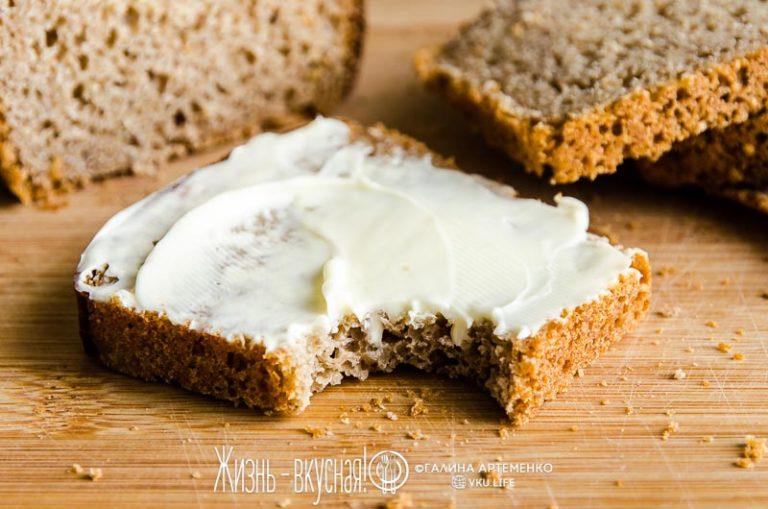 рецепт ржано пшеничного хлеба на закваске