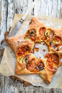 овощная пицца рецепт