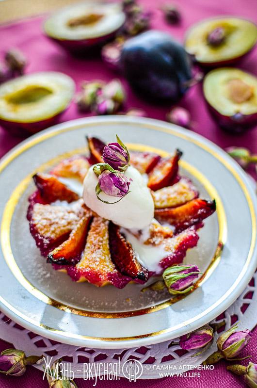 пирог с рикоттой рецепт