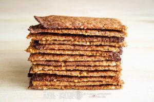 хлебцы ржаные рецепт