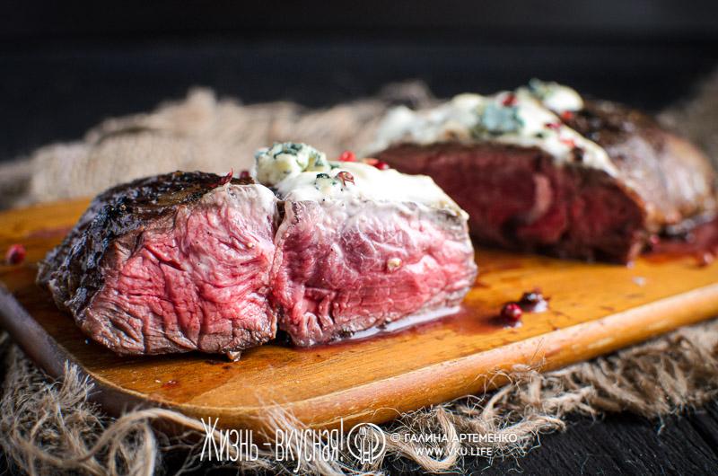 стейк мясника как готовить