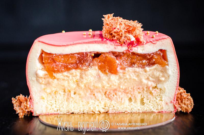 торт с ликером рецепт