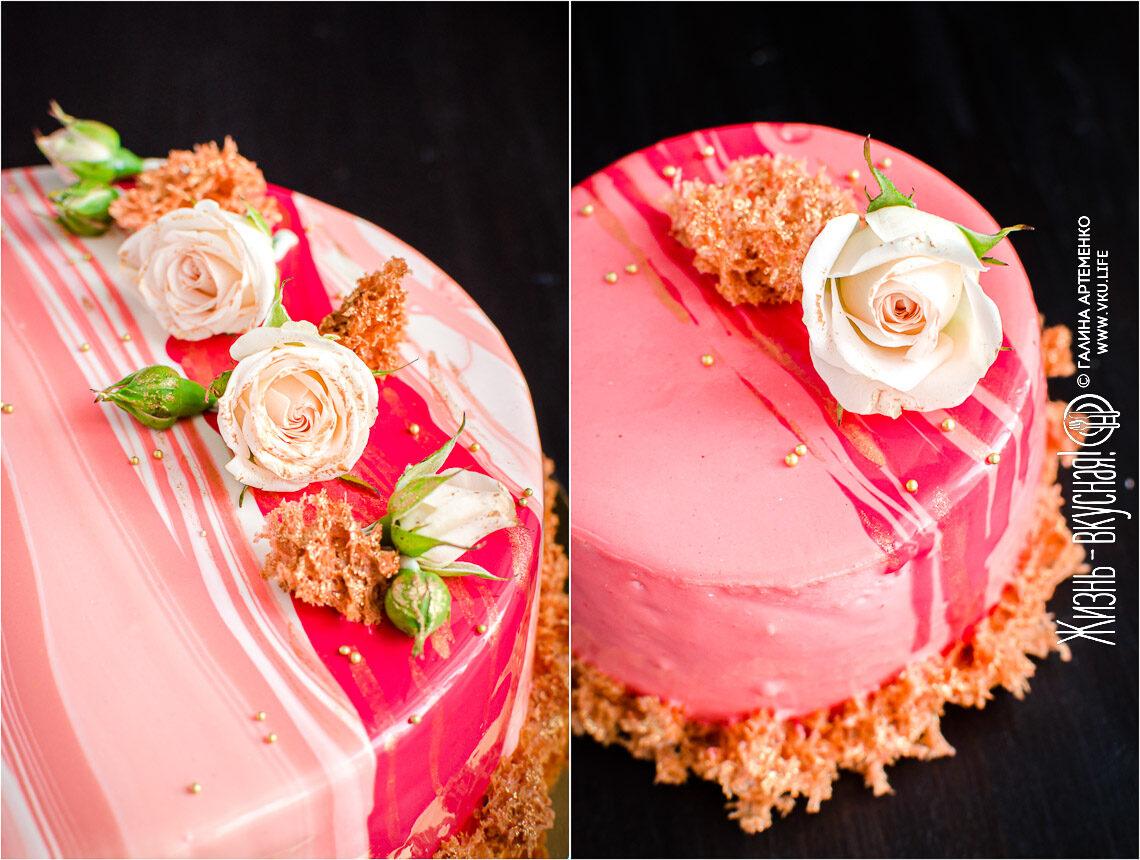 торт с ликером