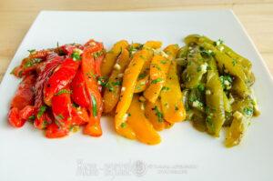 перец болгарский маринованный быстрого приготовления