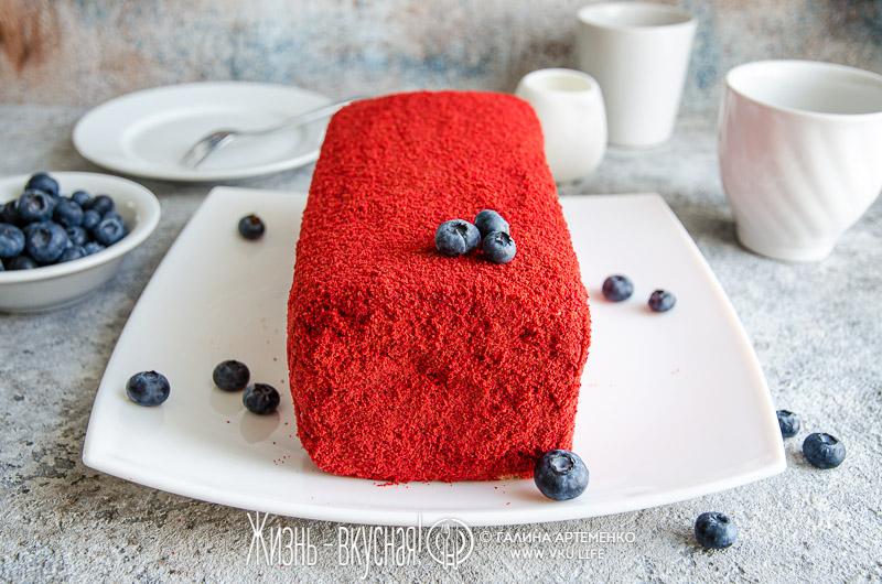 рецепт кекса с начинкой