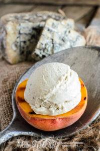 мороженое со вкусом сыра