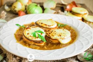 французский луковый суп классический