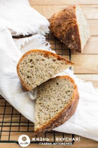 хлеб из пророщенного зерна