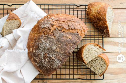хлеб из пророщенной