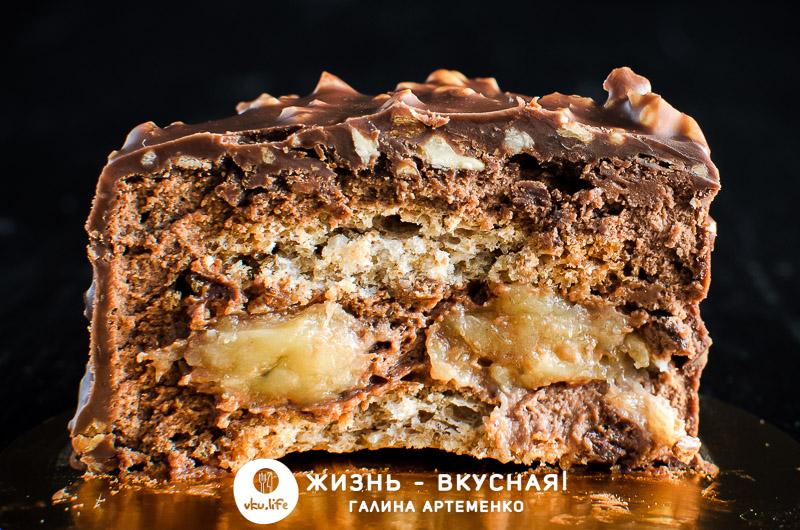торт криольо