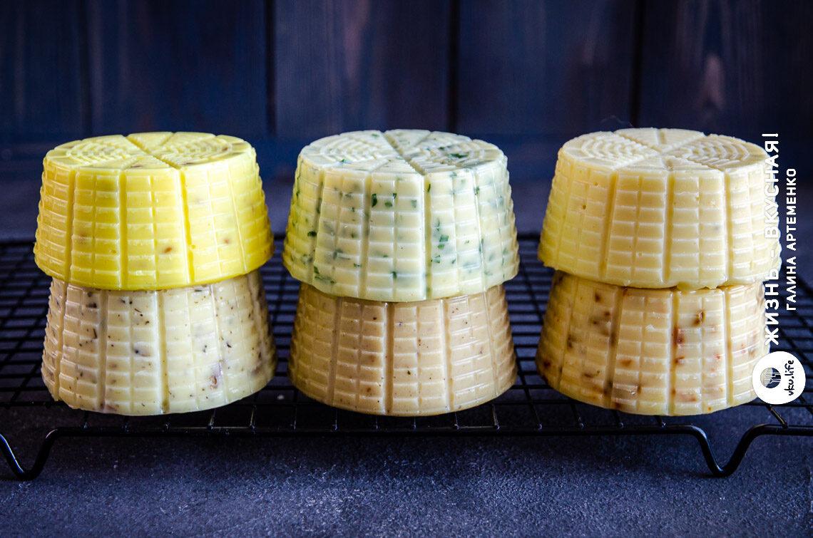 сыр из творога рецепт