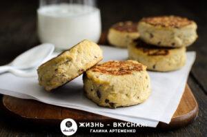 сырники из тофу для веганов