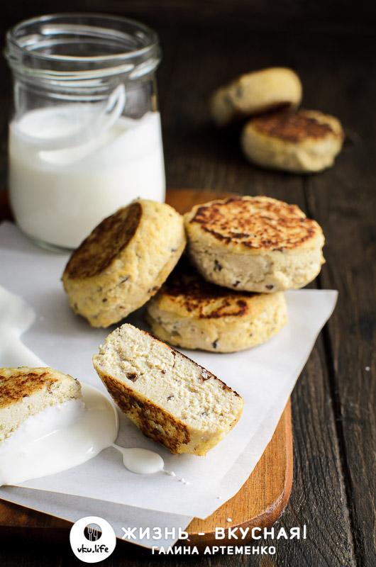 сырники из тофу рецепт
