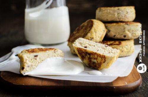 сырники из тофу