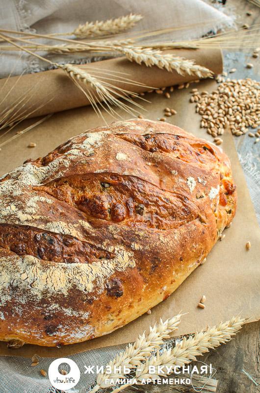 сырный хлеб рецепт