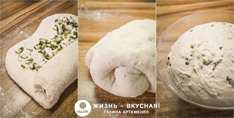 сырный хлеб фото