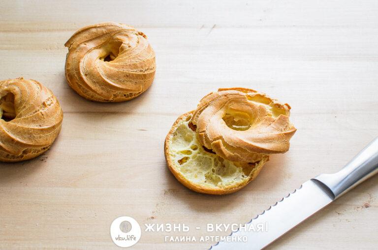 творожные кольца рецепт с фото