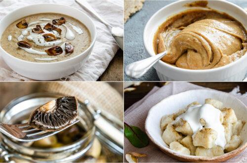 вкусные рецепты с грибами