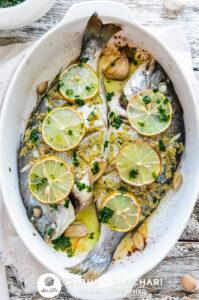 как вкусно запечь рыбу в духовке рецепт