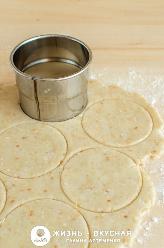 печенье домашнее простые постные