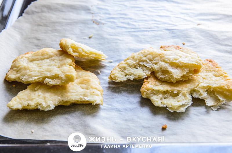 рубленое тесто рецепт для пирога