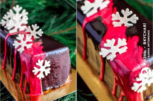 рождественское полено рецепт