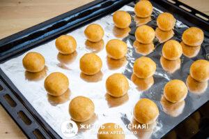 лепешки из картошки с сыром