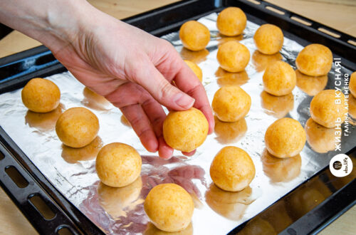лепешки из картошки
