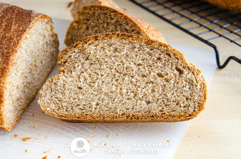 хлеб в рукаве рецепт